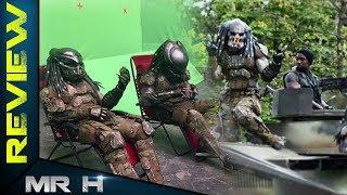 The Predator 2018 - Friendly Predators DELETED SCENE