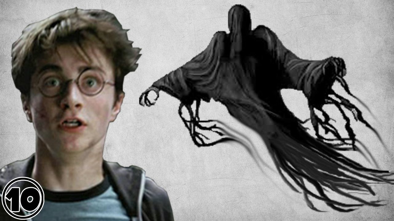 The 15 scariest, most dangerous beasts from Harry Potter's