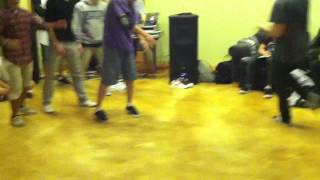 justin and eno bboy battle