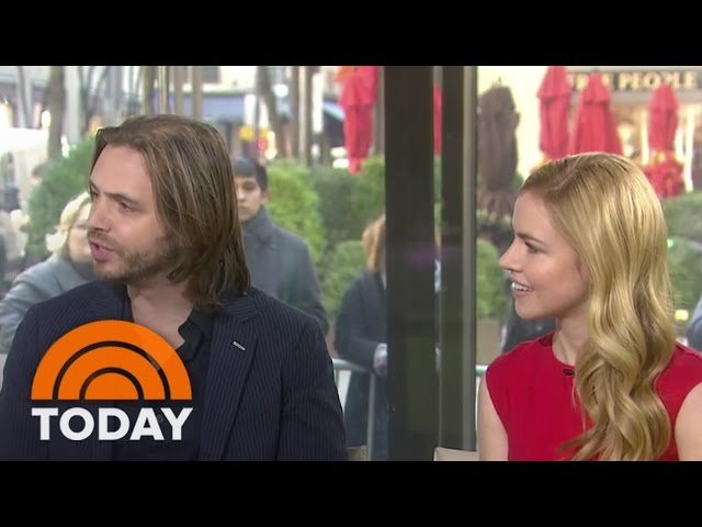 New Syfy Thriller '12 Monkeys': Meet The Stars! | TODAY