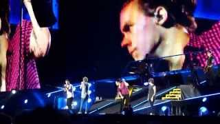 You & I One Direction Live Perth 20.02.2015