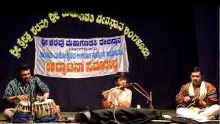 Shashanka Subrahmanya Flute Concert .
