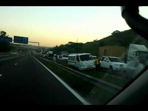 Durban N2 North Accident.mp4