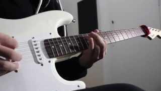Squier Bullet Strat Melodic Jam - Stel Andre