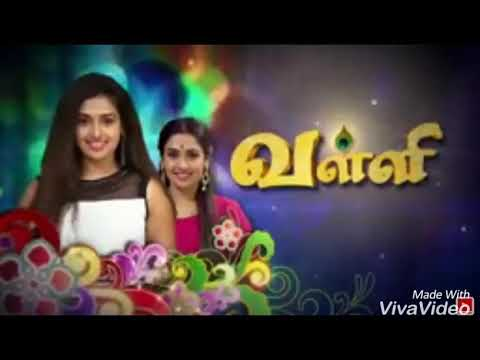 Valli serial title song. Photos
