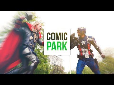 Comic Park [Offizielles Video]   Dung Ho Films