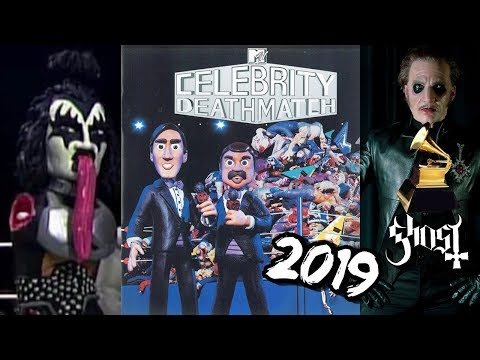 REGRESA Celebrity Deathmatch! | Ghost a punto de ganar 2do GRAMMY