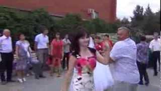 ходрук с Крутово спела на свадьбе