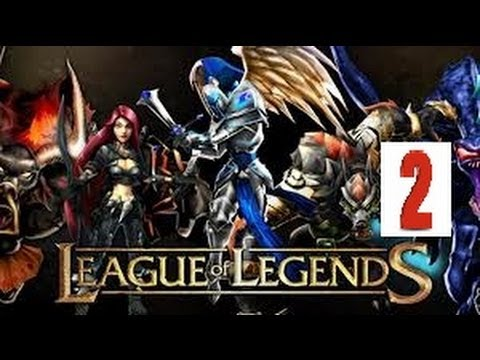 Spawn   League of legends Troll game part 2 ALL Tank   Maso čerstvé