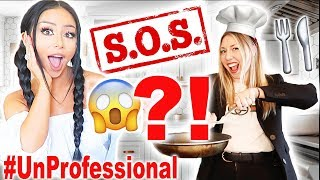 PROFESSIONAL CHEF TEACHES ME TO COOK!