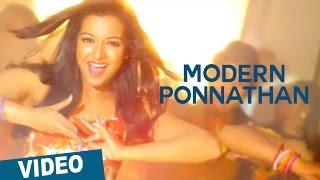 Modern Ponnathan Video Song   Kanithan   Atharvaa   Catherine Tresa   Drums Sivamani