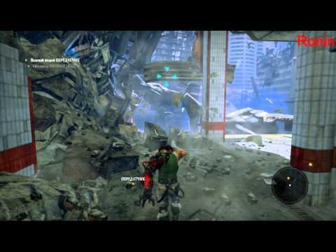 Bionic Commando. Часть№2. Наши противники.