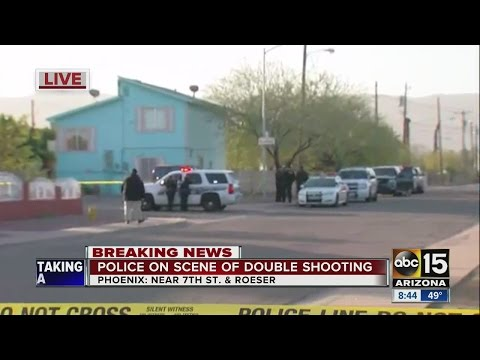 One person killed in south Phoenix shooting Saturday morning