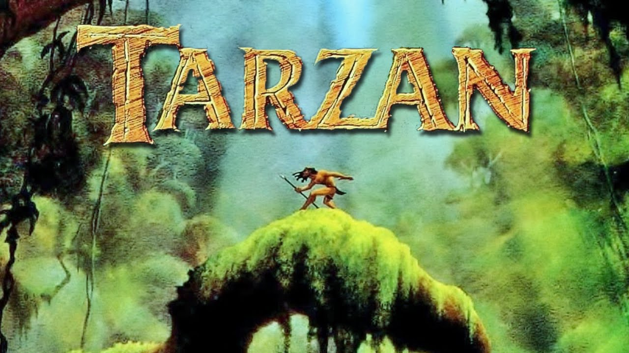 Critique : Tarzan (1999) - YouTube Тарзан 1999