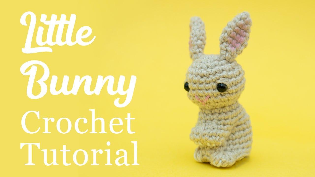 Pretty Bunny with floppy ears - Crochet Pattern - Amigurumi Today | 720x1280