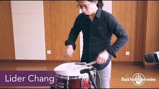 Lider Chang: Multisonic Snare Drum