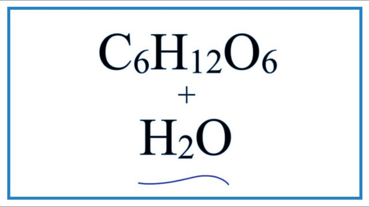 Molecular Formula Of Sugar Water | Pro-Factory-Plus ...