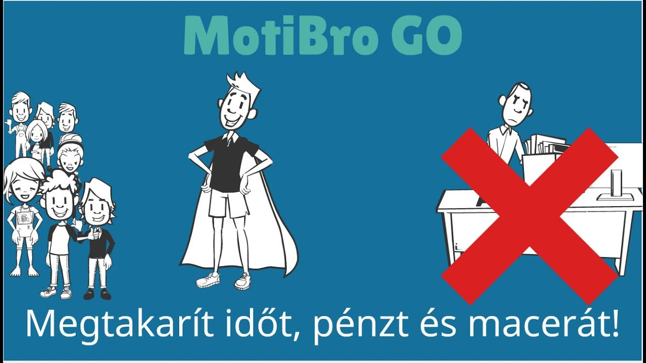 MotiBro GO - YouTube