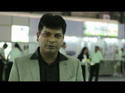 CPHI / PMEC Review - NKP Pharma - Mr. Vishal H. Upadhyay