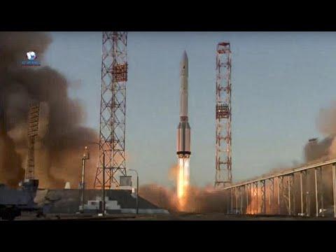 فيديو | روسيا تطلق وحدة -ناوكا- التي تزن 20 طناً إلى محطة الفضاء الدولية…  - 09:55-2021 / 7 / 22