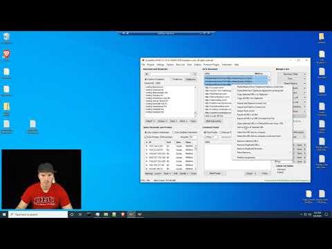Ivan's Scrapebox Internal Email Scraper Tutorial