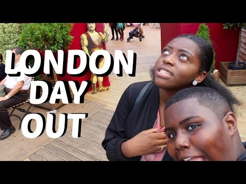 LONDON DAY OUT WITH BEA +  INSTAGRAM PHOTOSHOOT