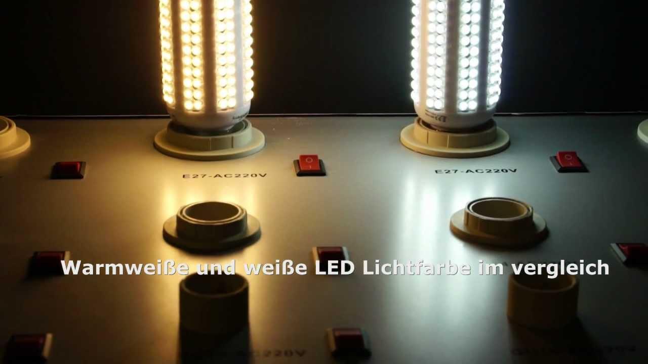 top led e27 birne mit 216 leds von lumixon gl hbirnenverbot youtube. Black Bedroom Furniture Sets. Home Design Ideas