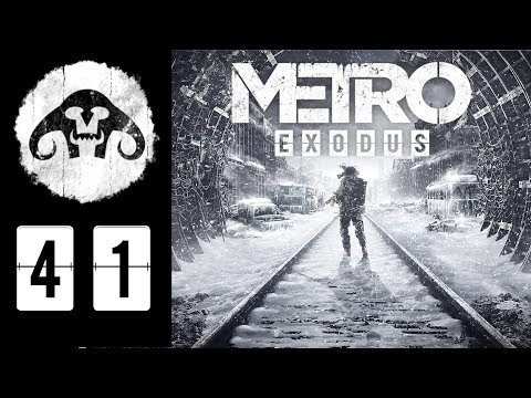 Metro Exodus (RHC) #41 : Shoulda Brought A Shotgun