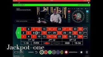 LIVE ROULETTE ONLINE CASINO (bwin) nice win – sticking to my numbers