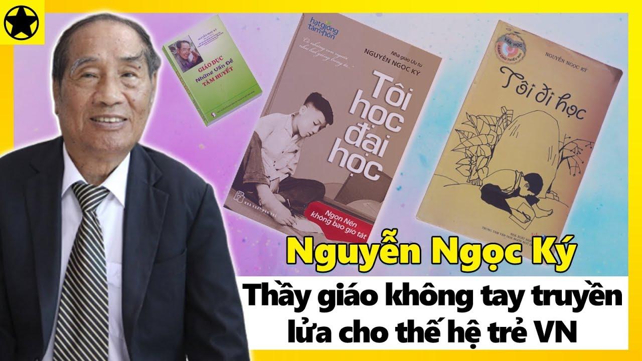 Huyền Thoại Nguyễn Ngọc Ký – Thầy Giáo Không Tay Truyền CảmHứng Cho Bao Thế Hệ Trẻ Việt Nam