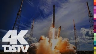 AMAZING SPACEX LAUNCHES | 4K ULTRA HD SPACE VIDEO