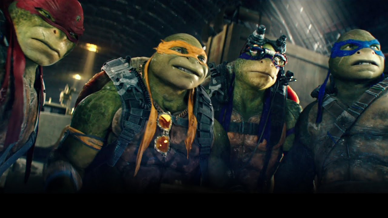 Teenage Mutant Ninja Turtles 2 2016 New Trailer Paramount Pictures Youtube