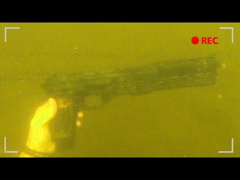 ТОП 5 ШОКИРУЮЩИХ И ОПАСНЫХ НАХОДОК НА ДНЕ ВОДОЕМОВ. Видео необычных находок под водой.