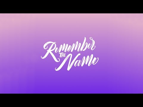 Zuby - Remember The Name (Official Audio)