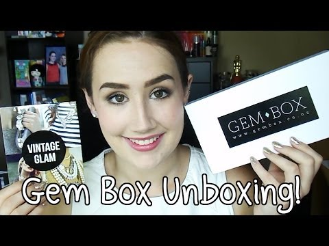Gem Box | Unboxing!
