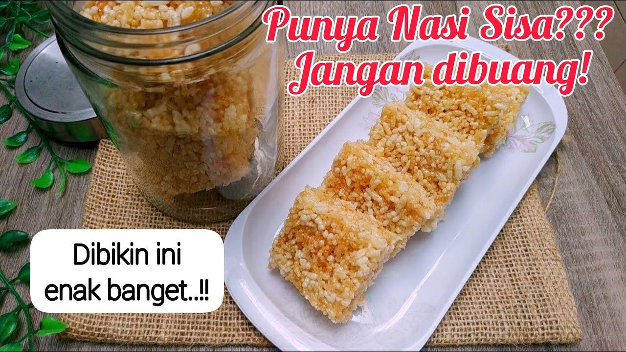 Makanan Dari Nasi Sisa | Ide Usaha Yang Bikin Cepat Kaya ...