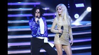 Ana și Raluka se transformă în Michael Jackson & Britney Spears -