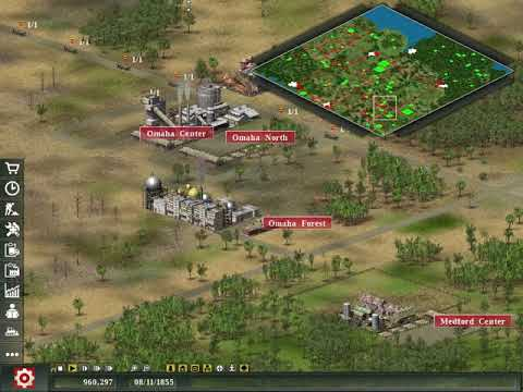 Transport Giant Endless Game Southern USA Road Transport Part 6 1855  
