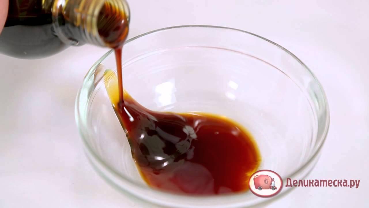 соус унаги рецепт в домашних условиях для угря