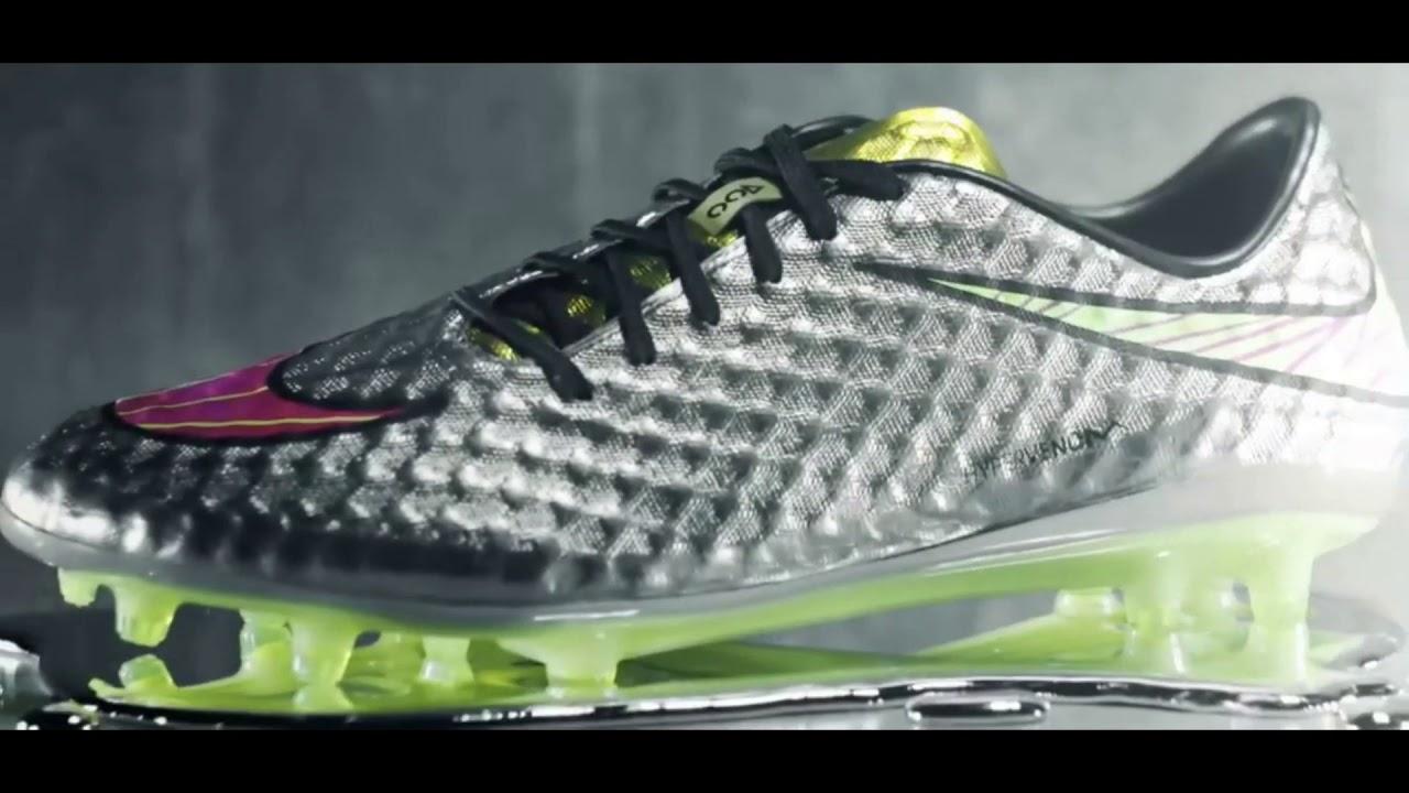 bbe9fb0c15bc Nike Hypervenom Phantom Liquid Diamond FG Unboxing