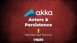 Akka: Actors & Persistence