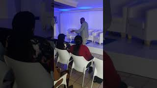 DJ Sbu - Telkom Entrepreneurs Boot camp Kwa-Mashu KZN