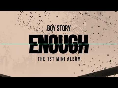BOY STORY - Enough [8D USE HEADPHONE]