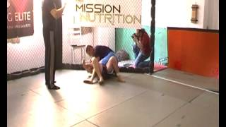 Open Weight Stephan Swain vs Miro Jurkovic