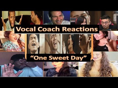 """Vocal Coaches Reaction And Comment To Daryl, Bugoy , Khel And Katrina Velarde """" One Sweet Day"""" Cover"""
