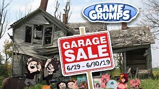 Wacky Arin's Game Grumps Garage Sale