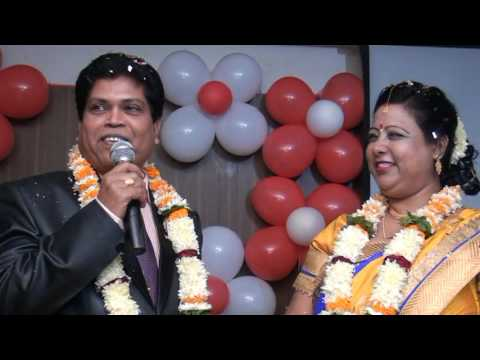 25th Marriage Anniversary- Mr S. N. Roy and Mrs. Shyamli Roy- 2