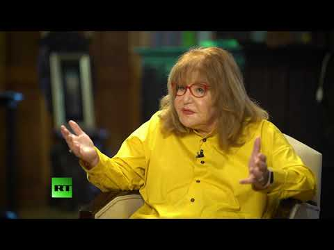 RT America: What's media icon Sally Jessy Raphael up to now?