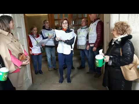 Lugo acolle a tradicional campaña de cuestación da Asociación Española Contra o Cancro