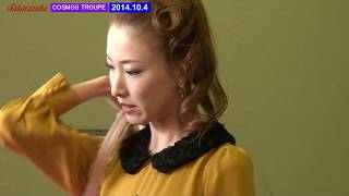 2014.10.4 shooting COSMOS TROUPE Misaki Rion.
